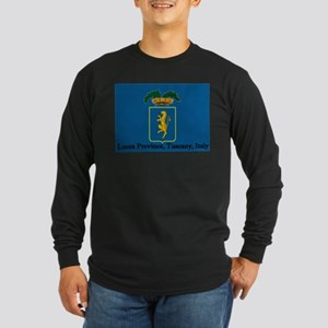 Lucca Province, Tuscany, Italy Long Sleeve T-Shirt