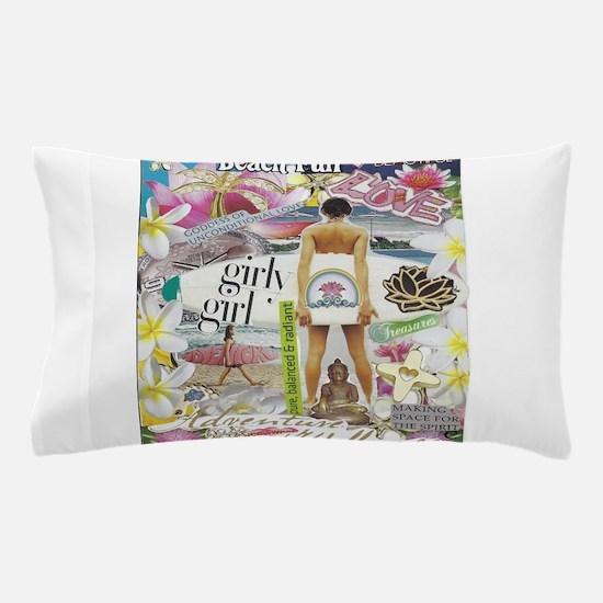 Unique Girlpower Pillow Case
