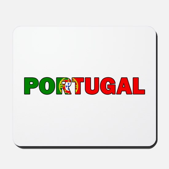 Portugal Mousepad