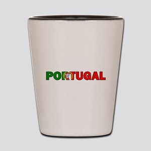 Portugal Shot Glass