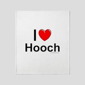 Hooch Throw Blanket