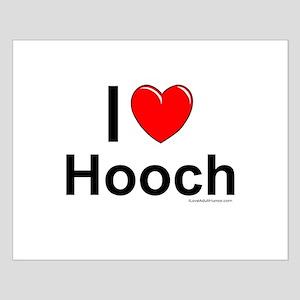 Hooch Small Poster