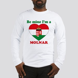 Molnar, Valentine's Day Long Sleeve T-Shirt