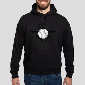 baseball Hoodie (dark)