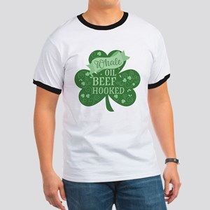Whale Oil Beef Hooked T-Shirt