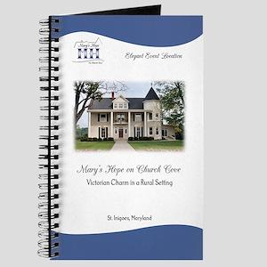Mary's Hope Elegant Location Journal