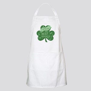 Whale Oil Beef Hooked Light Apron