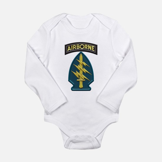 US Army Special Forces Airborne Insignia Body Suit
