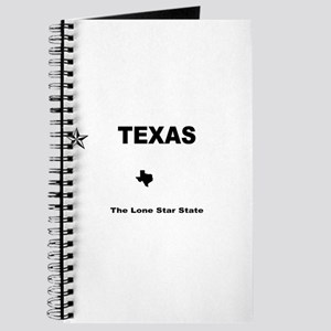 Texas - 2013 The Lone Star State blank pla Journal