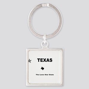 Texas - 2013 The Lone Star State blank p Keychains