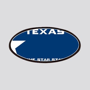 Texsas Lone star Blue Patch