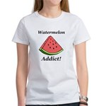 Watermelon Addict Women's T-Shirt