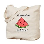 Watermelon Addict Tote Bag