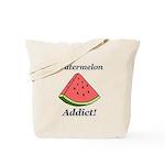 Watermelon Addict Tote Bag