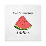 Watermelon Addict Queen Duvet