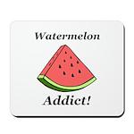 Watermelon Addict Mousepad