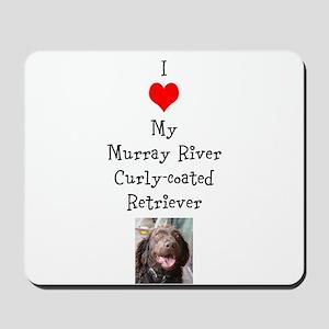 I (heart) my Murray Mousepad