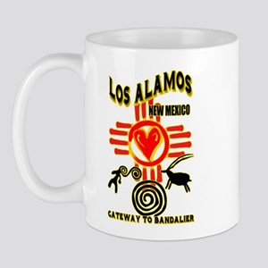 Los Alamos Love Mugs