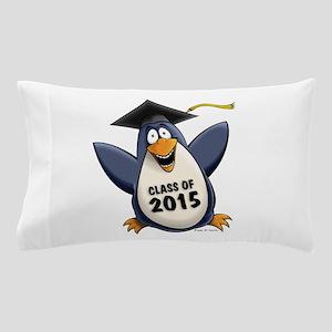 Class of 2015 Penguin Pillow Case