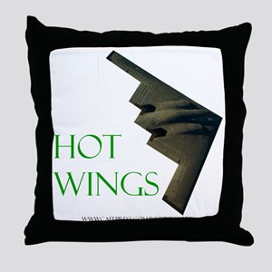 B2 Spirit Throw Pillow