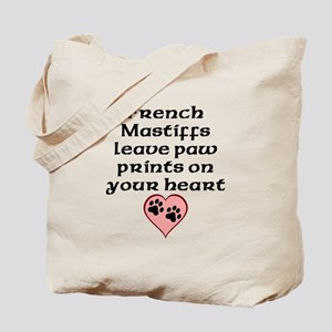 French Mastiffs Leave Paw Prints On Your Heart Tot
