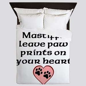 French Mastiffs Leave Paw Prints On Your Heart Que