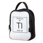 81. Thallium Neoprene Lunch Bag