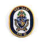 USS GARY Button