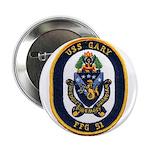 """USS GARY 2.25"""" Button"""