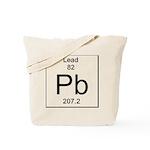 82. Lead Tote Bag