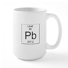 82. Lead Mugs