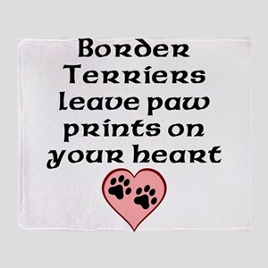 Border Terriers Leave Paw Prints On Your Heart Thr