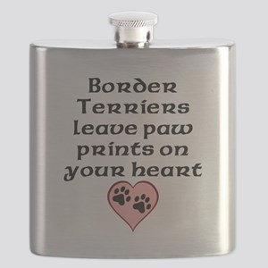 Border Terriers Leave Paw Prints On Your Heart Fla