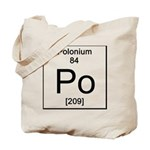 84. Polonium Tote Bag