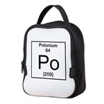 84. Polonium Neoprene Lunch Bag