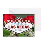 Red Roses WEDDING in Las Vegas Cards 10
