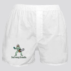 Funny Gifts For Patients Boxer Shorts