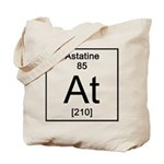 85. Astatine Tote Bag