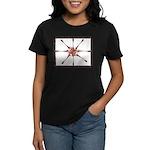 Pin Wheel Women's Dark T-Shirt