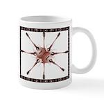 Pin Wheel Mug
