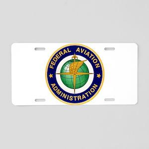 faa-logo Aluminum License Plate