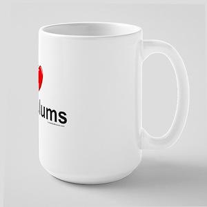 Speculums Large Mug