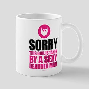 Taken By Sexy Bearded Man Mugs