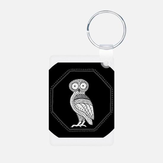 Athena's Owl Keychains Keychains