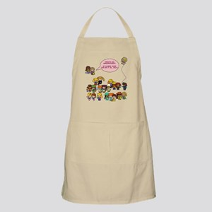 Girls Can Do Anything! BBQ Apron