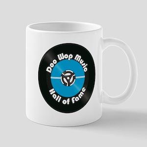 Doo Wop Music Hall of Fame Mug
