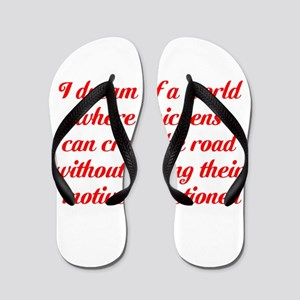 I dream of a world... Flip Flops
