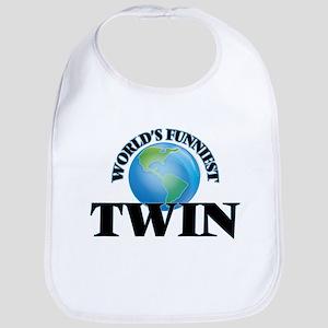World's Funniest Twin Bib