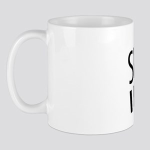Silence – i kill you  Mug