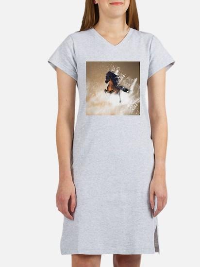Awesome, beautiful horse Women's Nightshirt